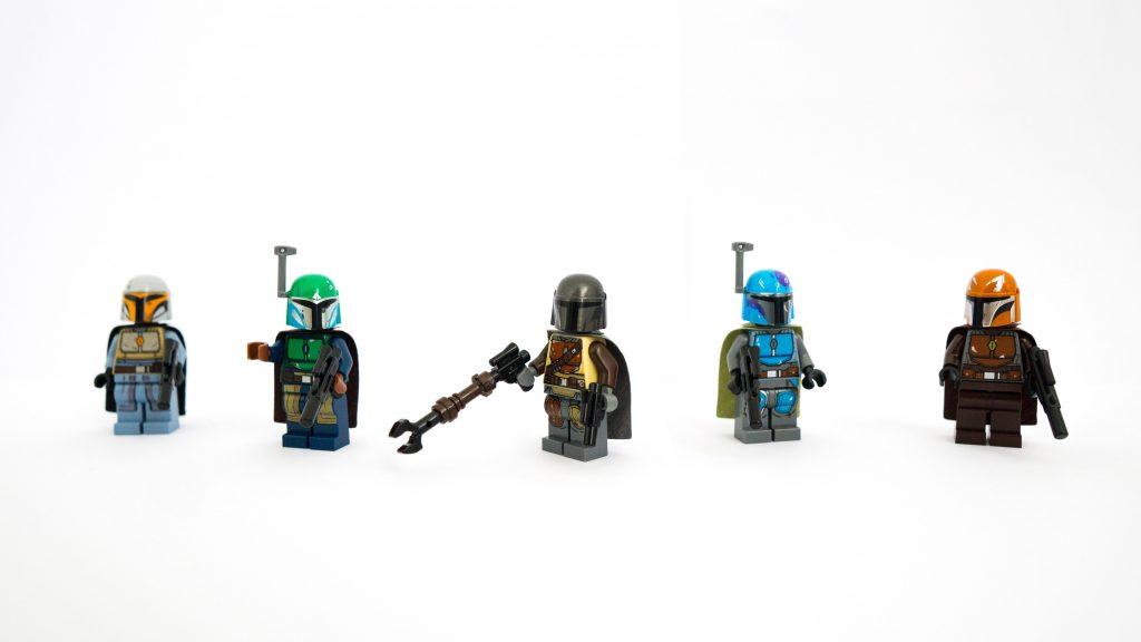 mandalorian lego figures
